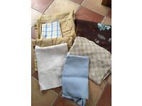Job lot fabric