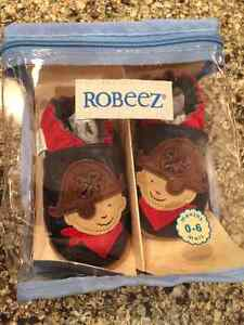 Boys Robeez Shoes - Size 0-6 mths Brand New Kitchener / Waterloo Kitchener Area image 2