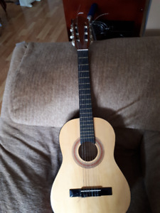 Classical youth guitar