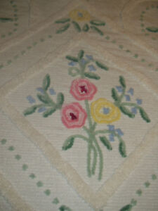 Choice of AUTHENTIC Vintage COTTON CHENILLE BEDSPREADS