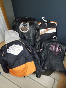 Harley Davidson riding gear for sale. mint condition