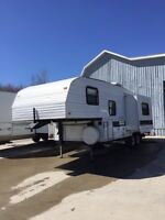 Fifth Wheel Fleetwood Prowler 26 pieds