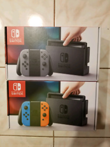 Brand New Nintendo Switch BNIB