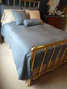 Brass Bed - Rare Full Double Size