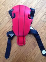 The BabyBjorn Baby Carrier (Like New)