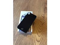 iPhone 4s black , mint condition, on o2
