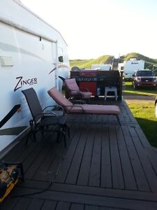 Sandy Beach -Lot# 82B -Trailer for Rent -$740.00 weekly