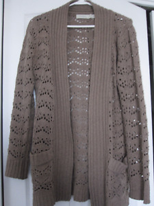 Sweaters (2) - Small,   (1) Black Sweater - Med - Great Shape