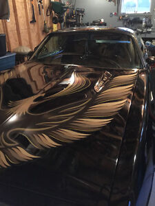 Turbo Charged 1980 Trans am
