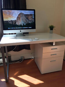 late 2012 27 inch imac with white desk