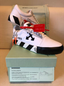 Virgil Abloh Off-White Vulc Sneakers - White IT41 SOLD OUT