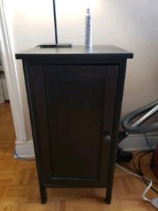 Petit Meuble - Table de chevet HEMNES IKEA