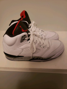 Nike air Jordan 5 (size 10) mens