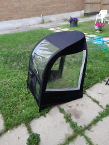 Snowblower wind cover 90.00 or bo