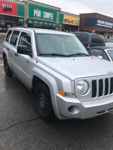 2009 Jeep Patriot 4x4 (North Edition)