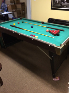Pool Table - Folding