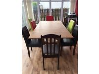 Extendable Dining Table (no chairs)
