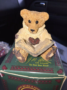 Boyds Bears and Friends Collections in Original Boxes.