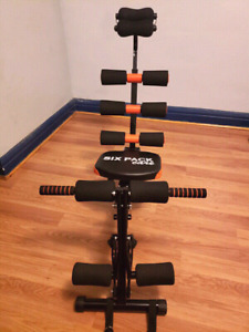 Golden Star 6 Pack Care Excersise Machine.New Packed.