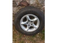 Jeep wheel brand new