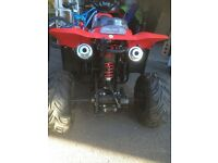110 cc four stroke quad