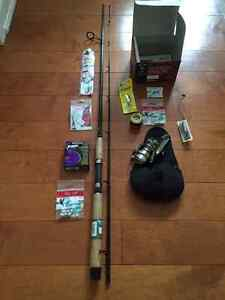 Shimano New Fishing Rod and Spinning Reel