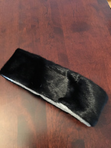 Seal Skin Head Band