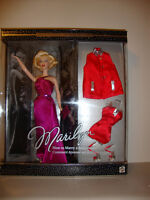 MARILYN MONROE BARBIE DOLL - NEW IN THE BOX!!