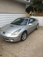 2002 Toyota Celica GTS interesting trades, no cars..
