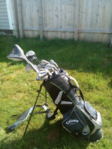 Taylormade Golf Clubs - Complete set (Mens RH)