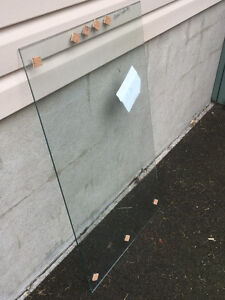 """Brand New - 6mm (1/4"""") tempered clear glass Peterborough Peterborough Area image 2"""