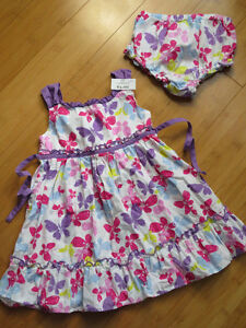 Girls ``Jenny & Me`` Dress - 18 Mths London Ontario image 1