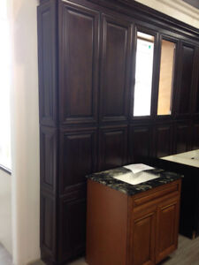 PANTRY WALL CABINET!SHOWROOM DISPLAY CLEARANCE!!