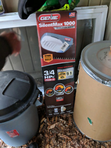 Brand new garage door opener NEW PRICE