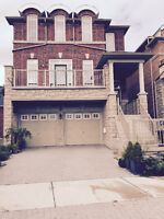 1.5 year new brick two story house at Weston road and Sheppard