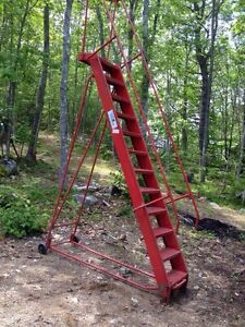 10ft platform ladder