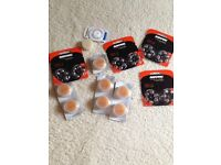 Size 13 hearing Aid Batteries etc