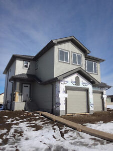 Upgraded Brand new duplex with bonus room ready in 4 months
