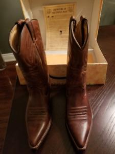 Ladies Authentic Cowboy Boots
