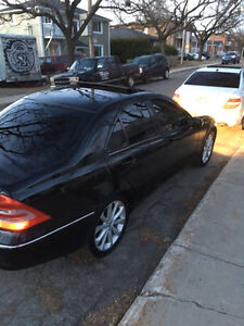 2003 Mercedes-Benz 500-Series Other