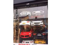 Ride On Cars Audi, Bentley, Bmw, Lamborgini, Ferrari, Range Rover, Mercedes, VW Golf