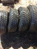 Winter Tires and Rims Forsale