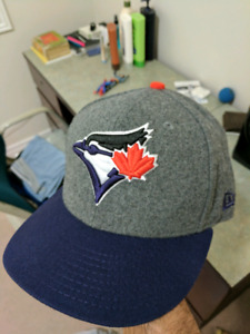 New Era - Special Edition Blue Jays (used once or twice)