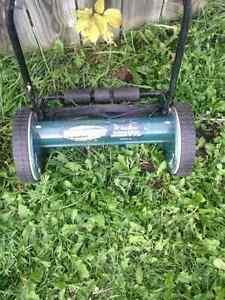 Rarely used Push Lawnmower