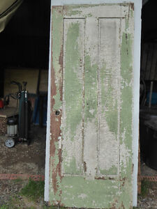 Many Vintage Interior and Exterior Doors for Sale