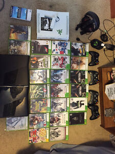 Xbox 360's and Games, bundle or separate