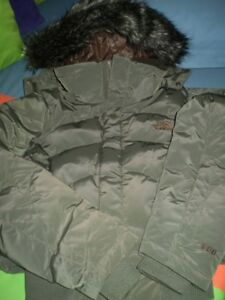 The North Face 'Fur allure' Down Jacket - Women's XS - $235.00