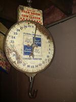1940's Scale (Purina Feed Saver)