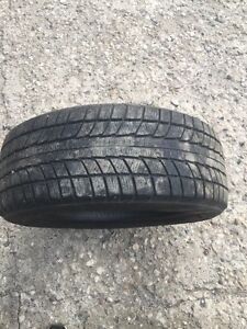 Almost new 4 winter tires