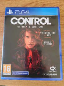 Control Ultimate Edition PS4/PS5
